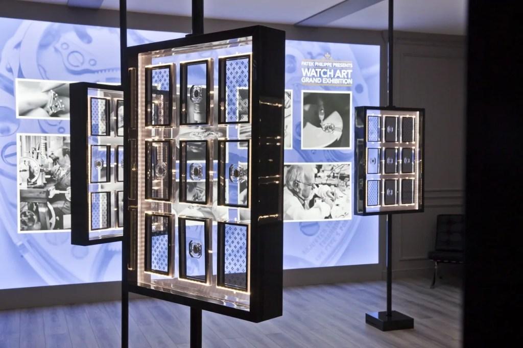 Patek Philippe Watch Exhibition