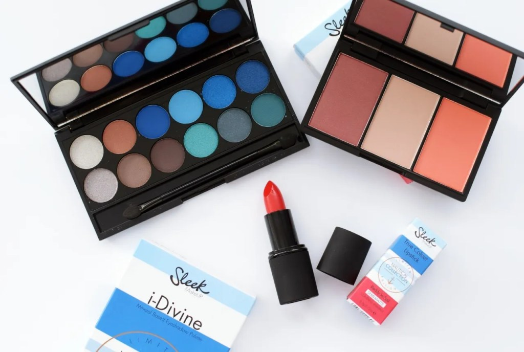 Sleek Makeup Limited Edition Nautical Collection Review
