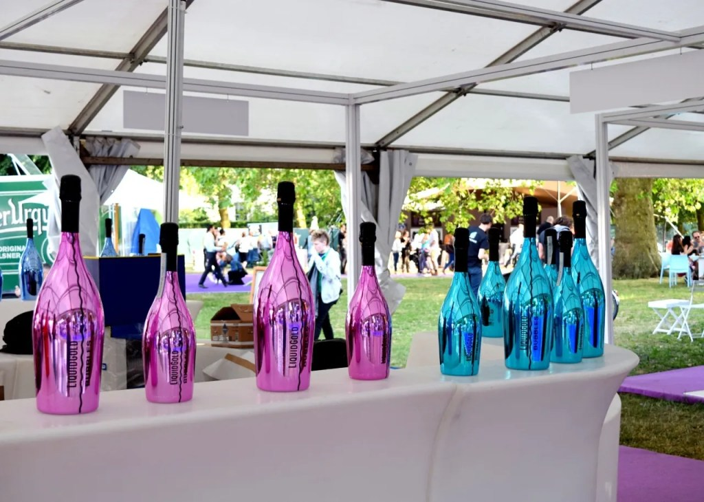 Champagne at Taste of London