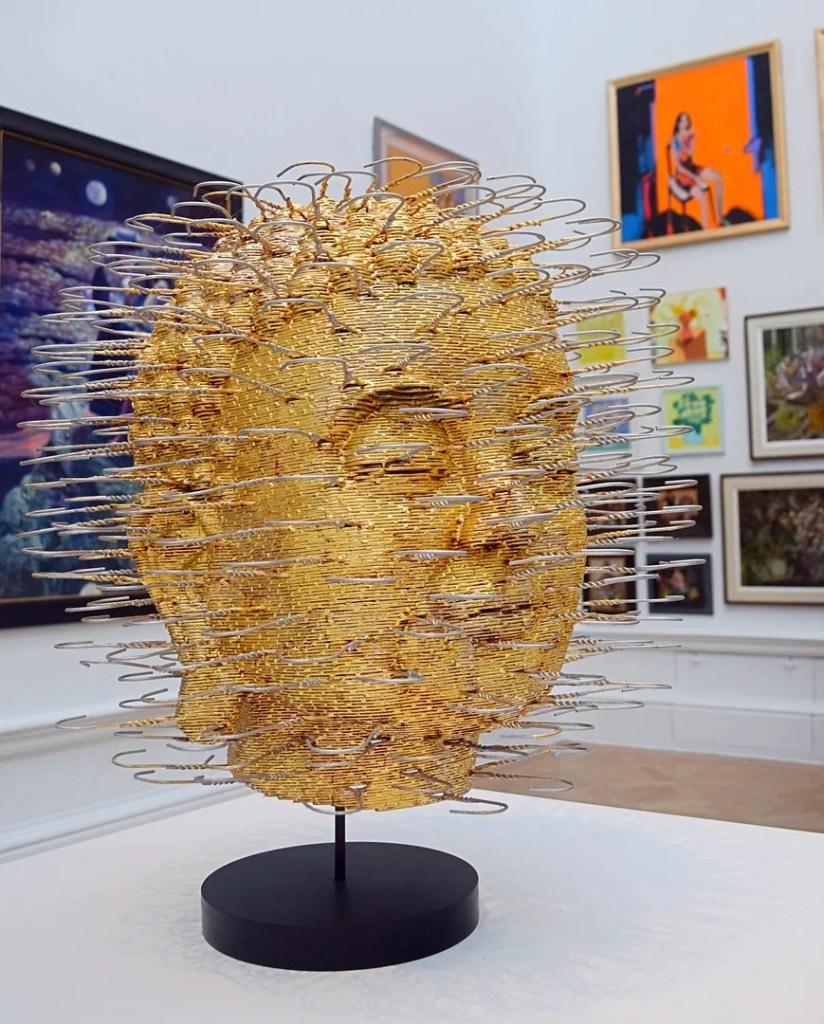 Buddha RA Summer Exhibition 2015