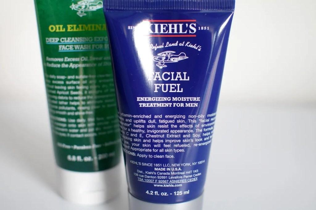 Kiehls Mens Facial Fuel Review