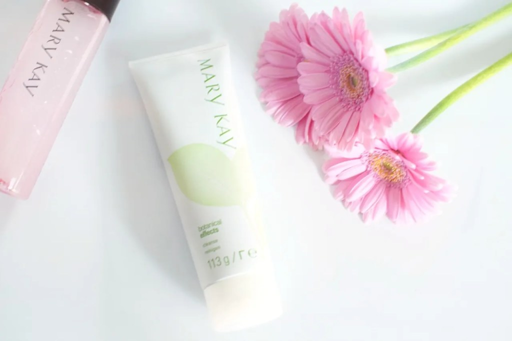 Mary Kay Botanical Cleanser Review