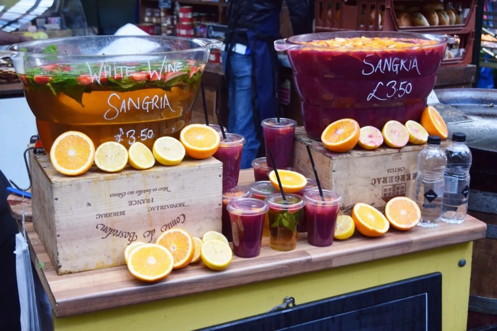 Sangria Borough Market London