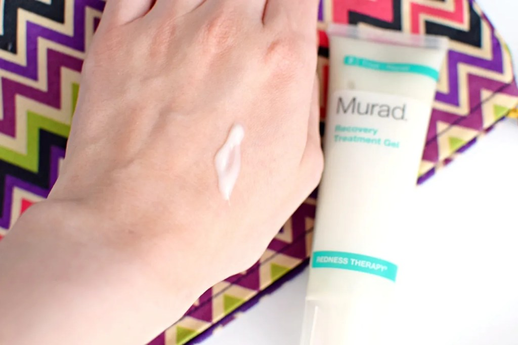 Murad Recovery Treatment Gel review
