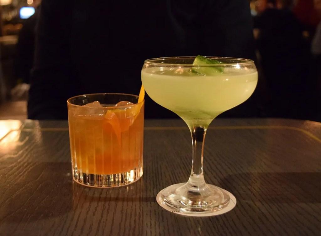 The Gilbert Scott Cocktails