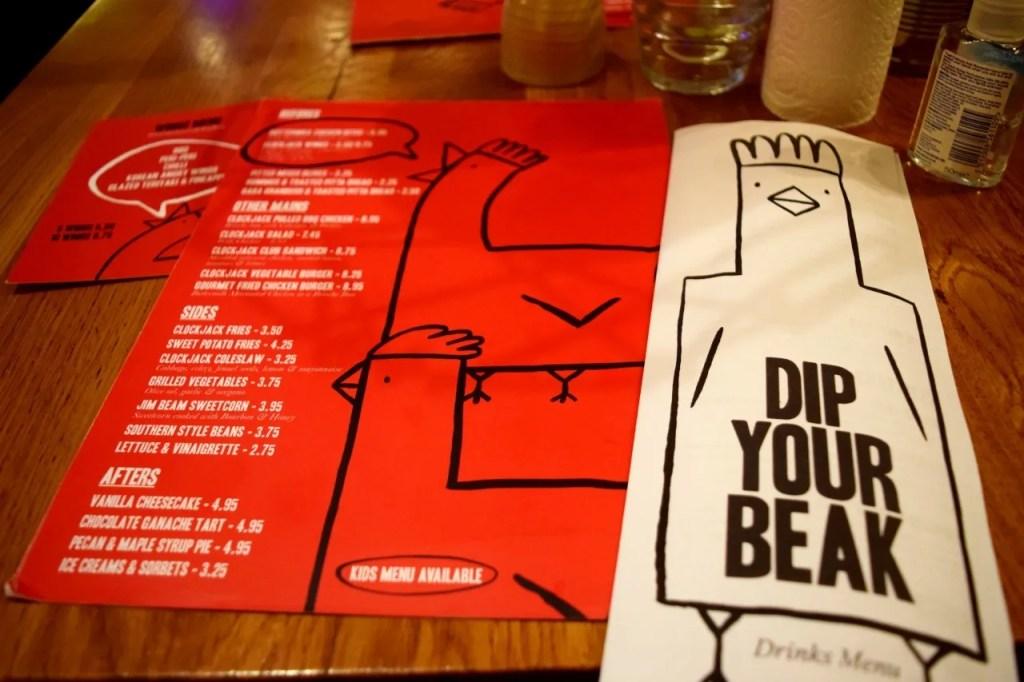 Clockjack Soho London Review | Fried Chicken | The LDN Diaries theldndiaries.com