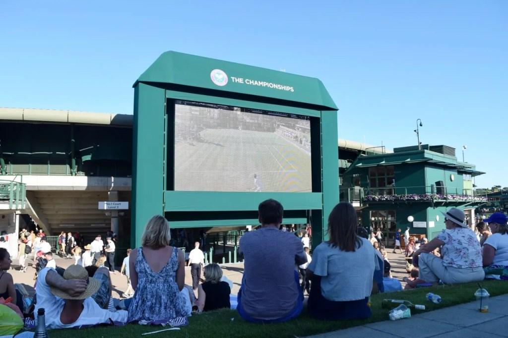 Henman Murray Hill Wimbledon