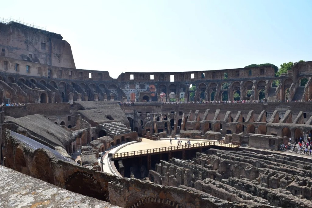 Colosseum Rome   Places To Visit In Rome   The LDN Diaries