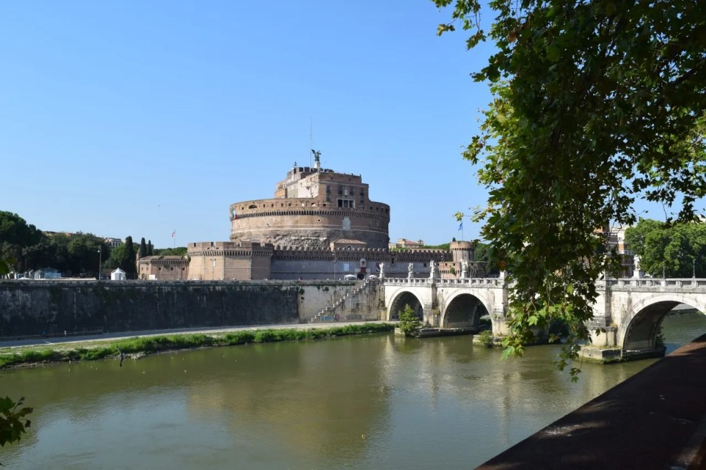Castel Sant'Angelo Rome   Places To See In Rome