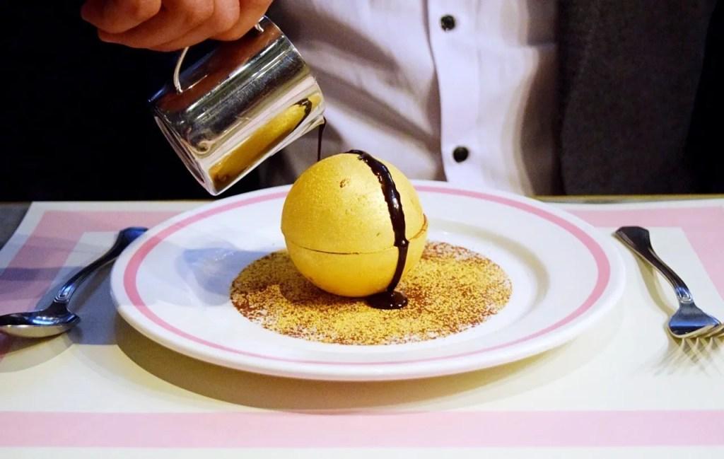 BRB Chocolate Glory Dessert Bob Bob Ricard | The LDN Diaries