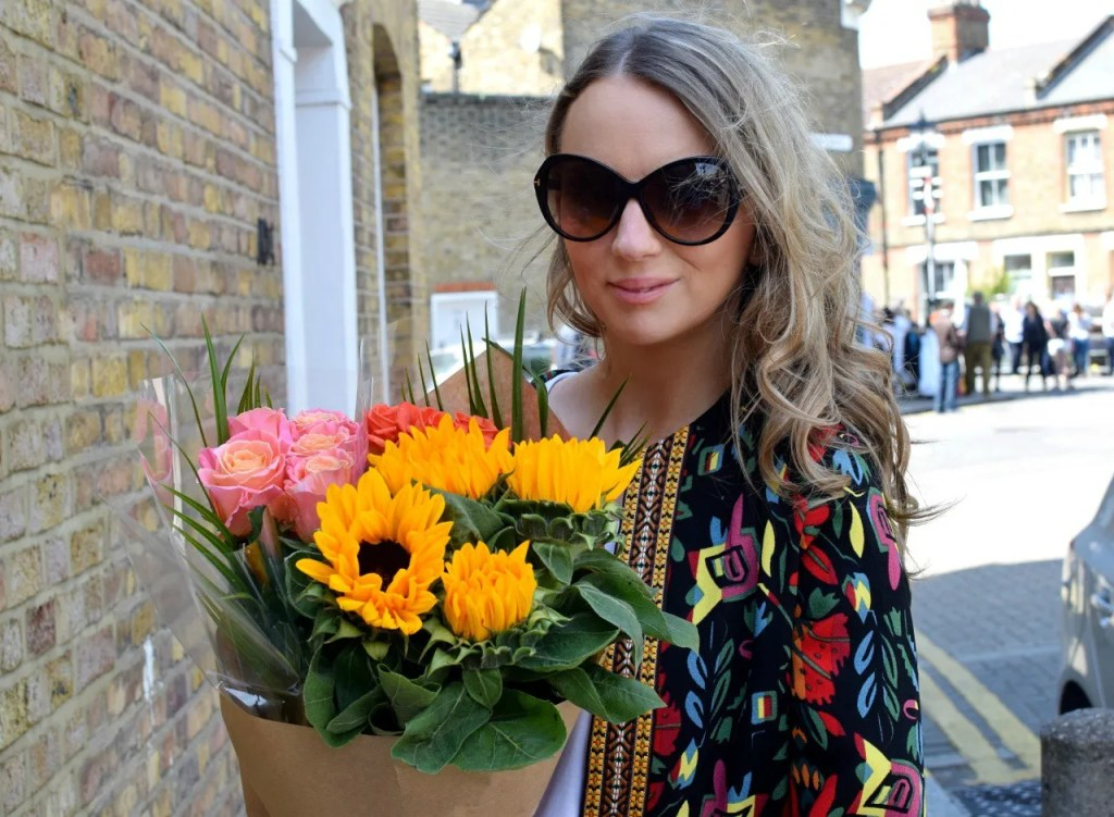 The LDN Diaries at Columbia Road Flower Market