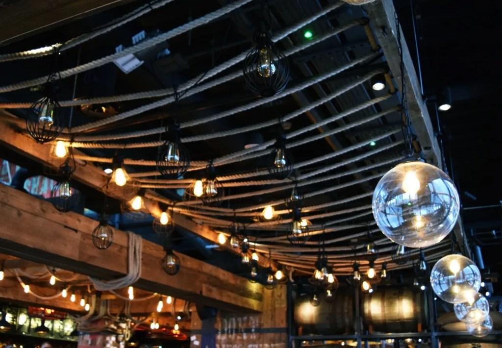 Big Easy Interior Canary Wharf