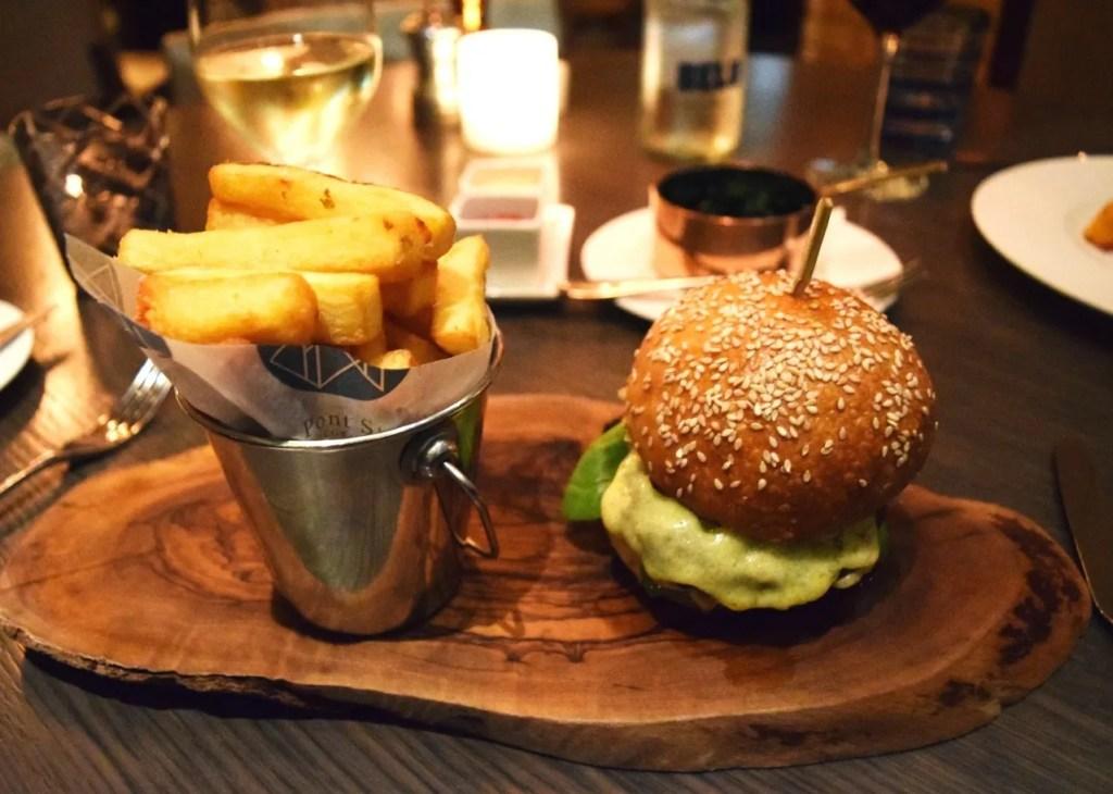 Belgraves Burger