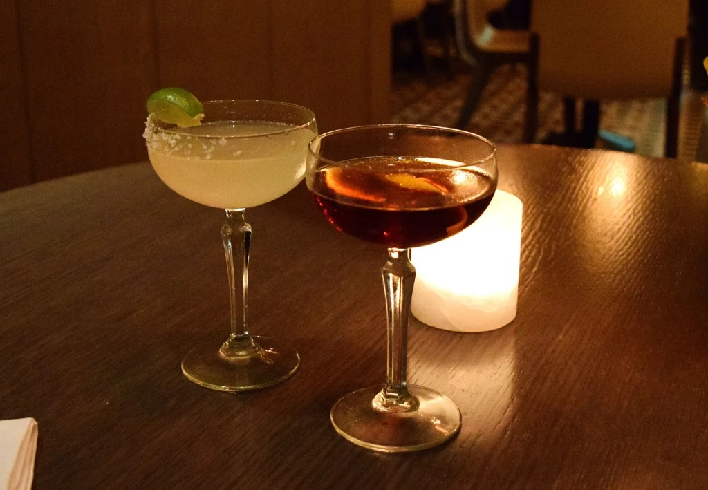 Pont St Cocktails | Uk Food Blogger The LDN Diaries