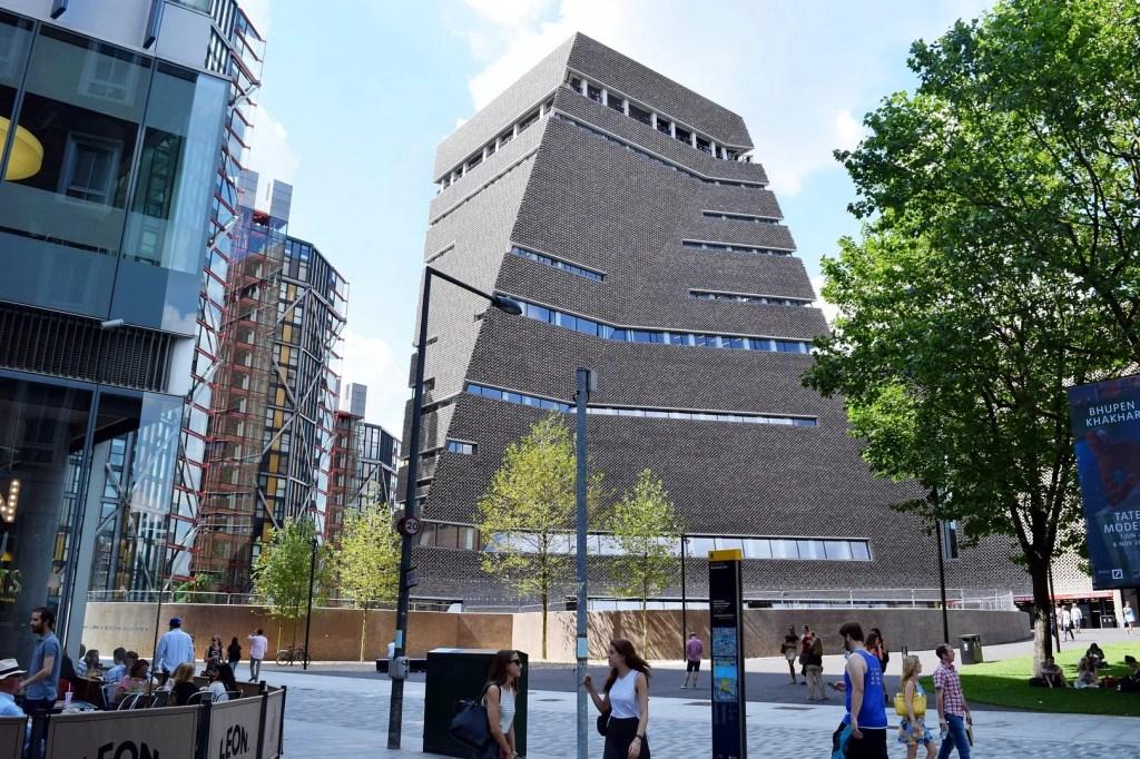 Tate Modern new building