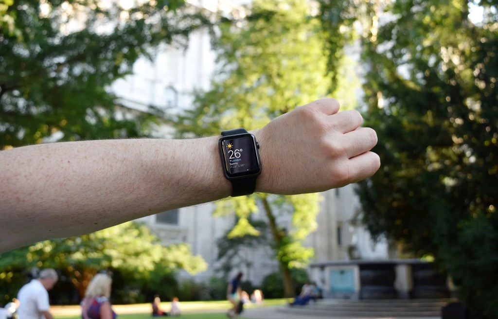 5 things you can do with Apple watch