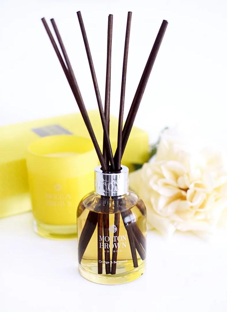Molton Brown Orange & Bergamot Aroma Reeds
