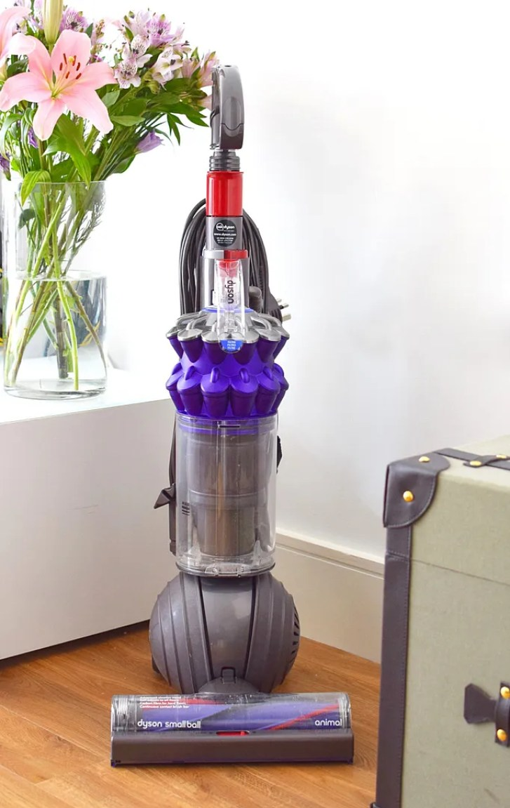 Dyson Small Ball Animal Vacuum Review - UK Lifestyle Blog