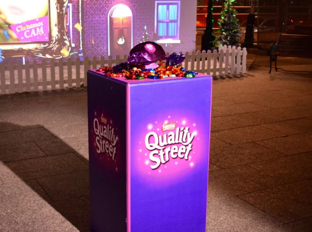 Quality Street Westfield London