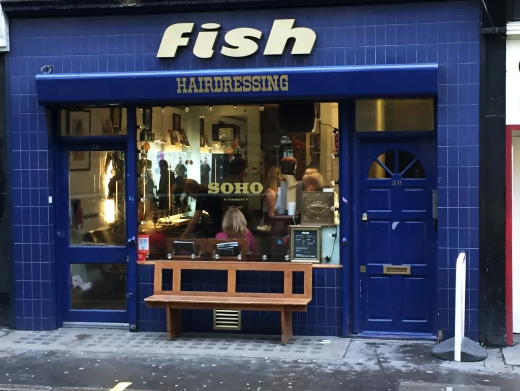 Fish Salon Soho Review Mens Barber Reviews London Lifestyle Blog