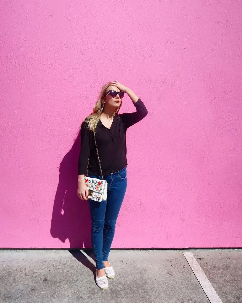 Paul Smith Pink Wall Los Angeles