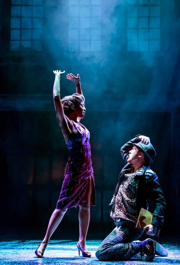 Memphis musical london review