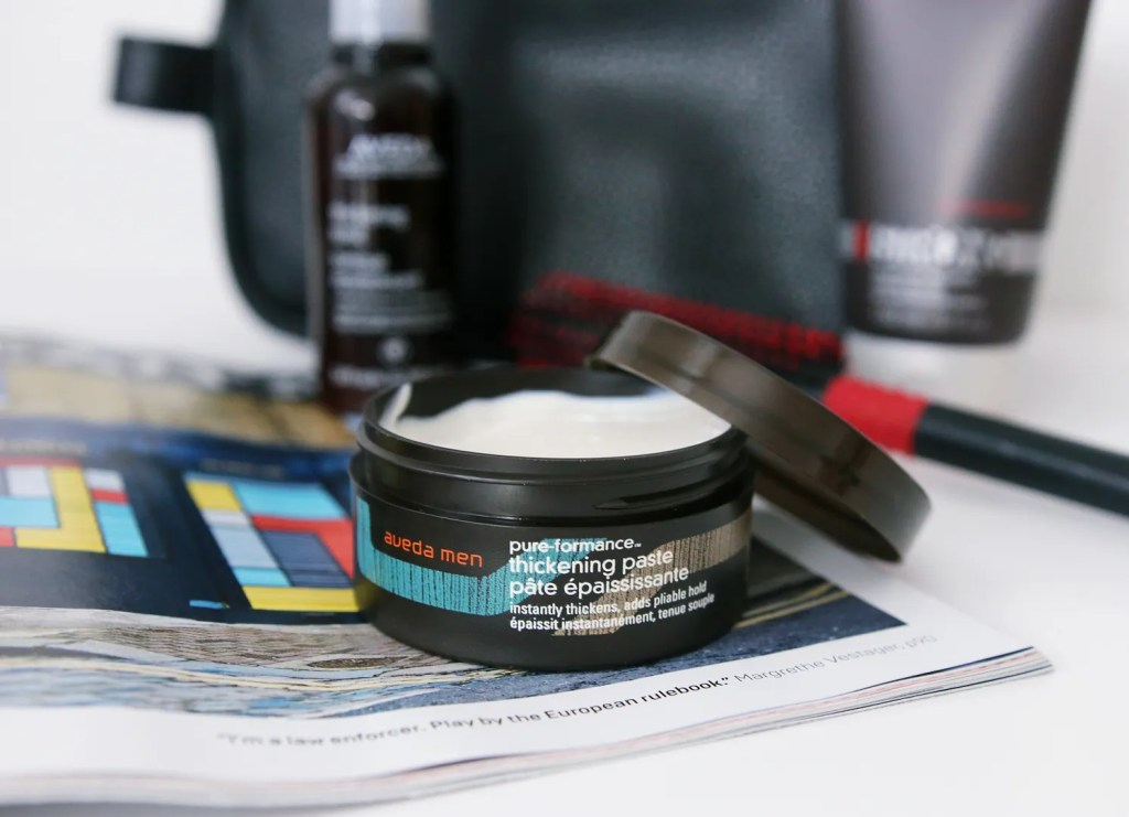 Aveda Thickening Paste | Ultimate Guide To Men's Hair Styling Products | Mens Lifestyle Blog