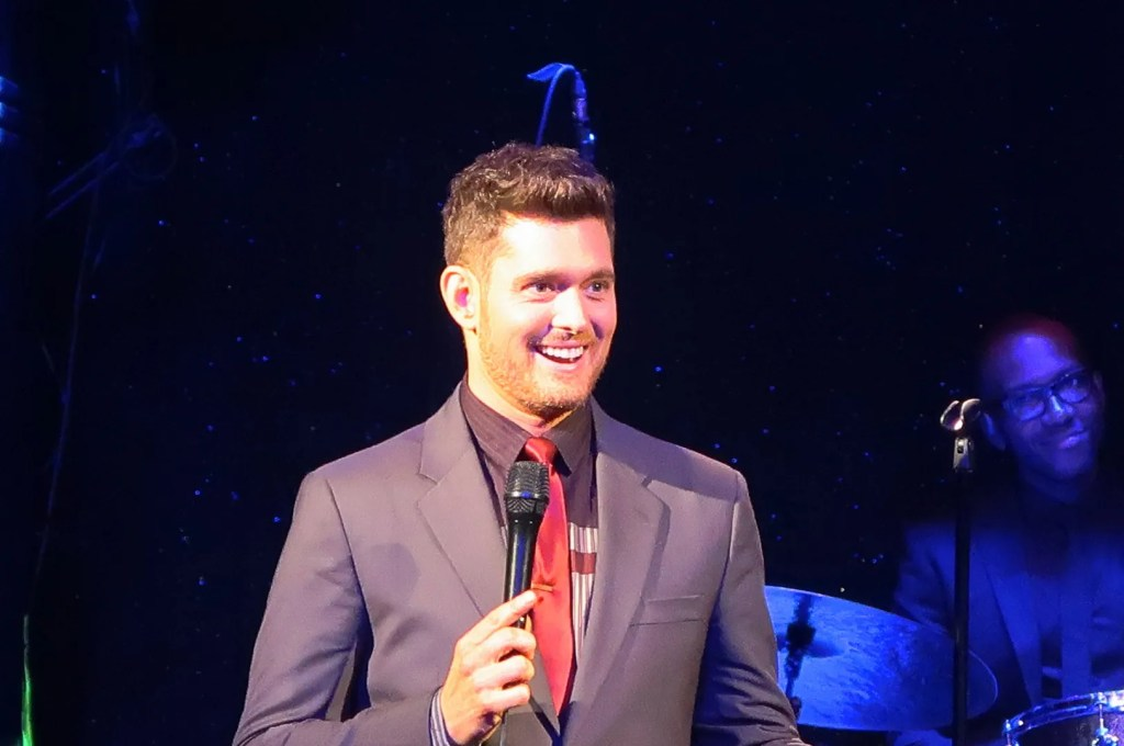 Michael Buble By Invitation Perfume Launch