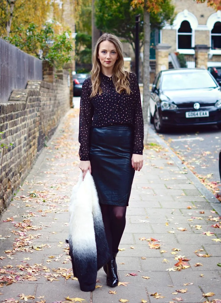 UK Fashion Blogger The LDN Diaries for Yumi Loves Winter