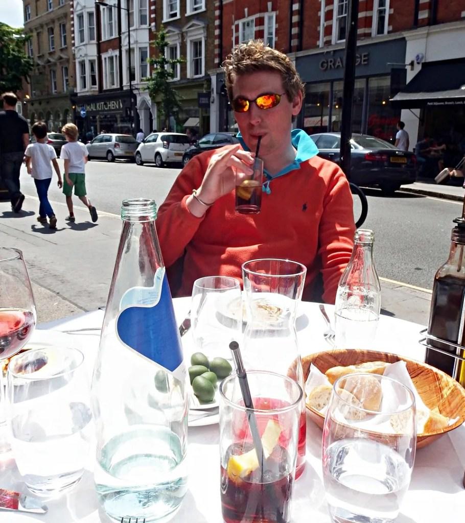 Getti Marylebone Lunch