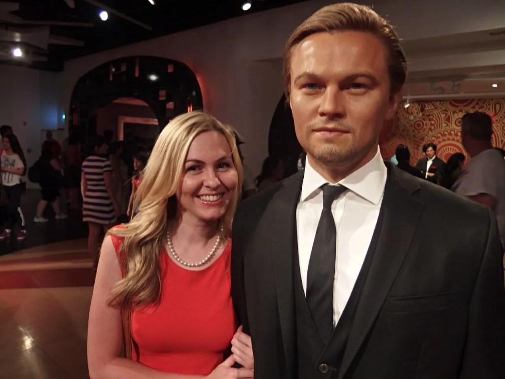 Leonardo DiCaprio Madame Tussauds