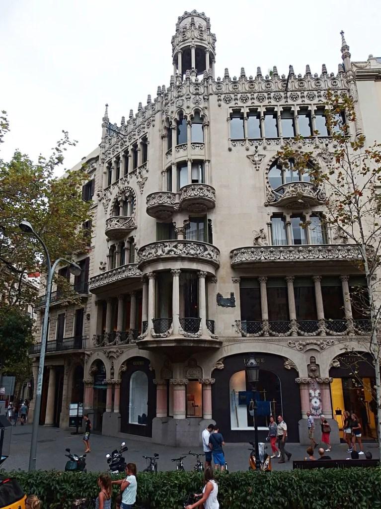 Placa Catalunya Barcelona