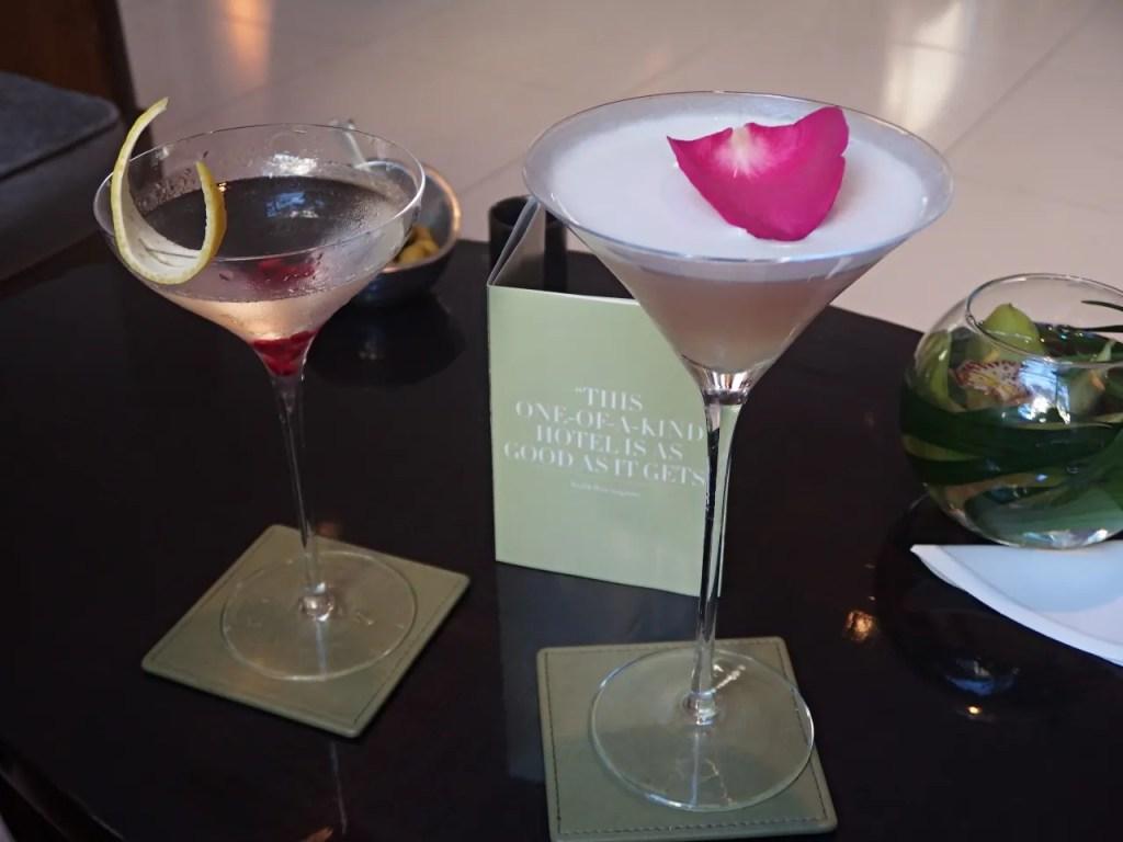 Cocktails One Aldwych
