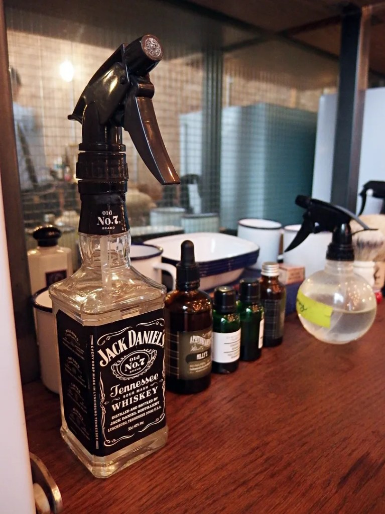 Jack Daniels Water Bottle