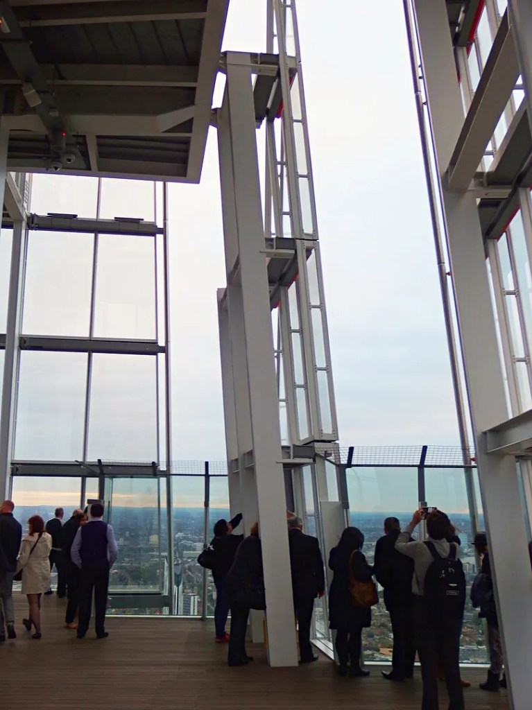 The Shard Floor 72