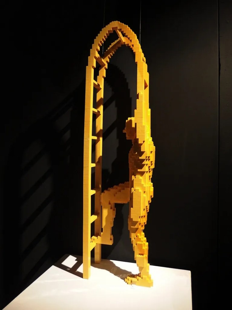 Art of the Brick - The LDN Diaries
