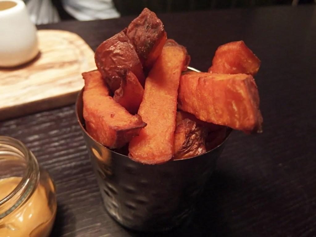 Sweet Potato Fries - Tredwell's