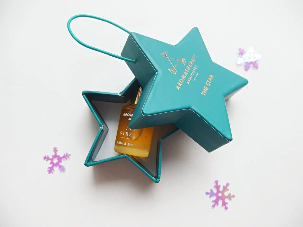 Aromatherapy Associates Christmas Tree Star