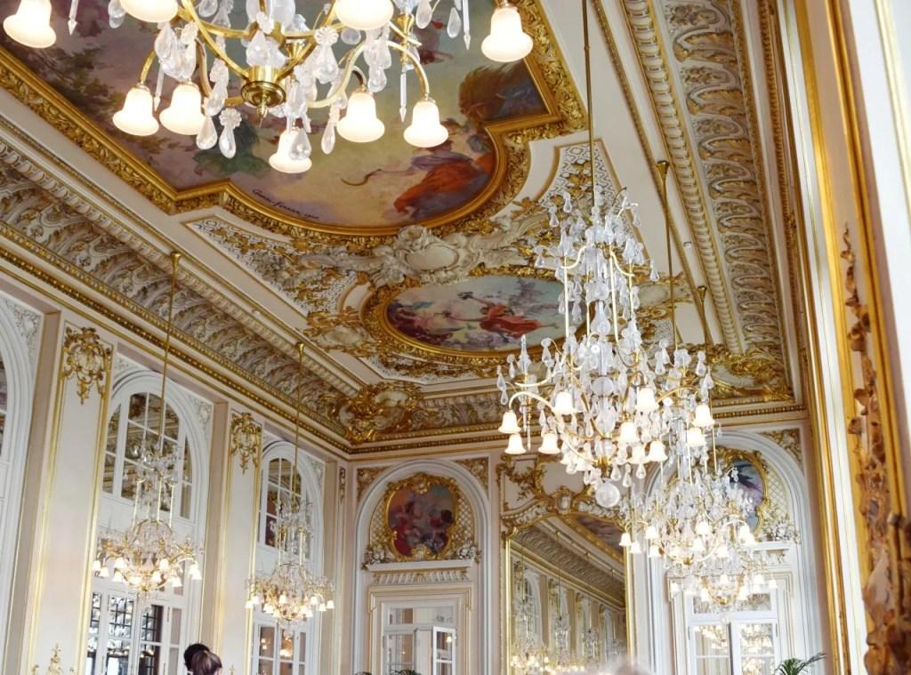 Musee D'orsay Restaurant Paris