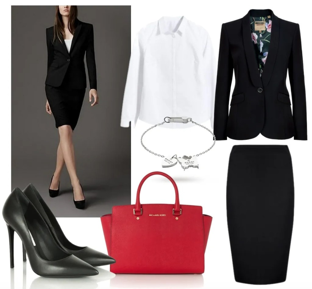 What to wear to an interview smart outfit