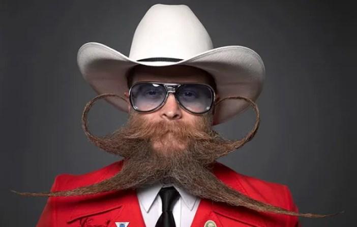 Crazy beards