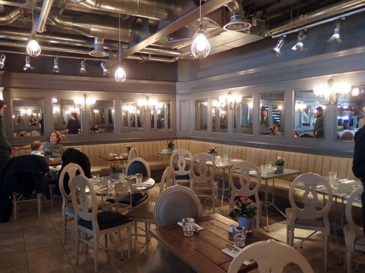 Aubaine Restaurant Marylebone