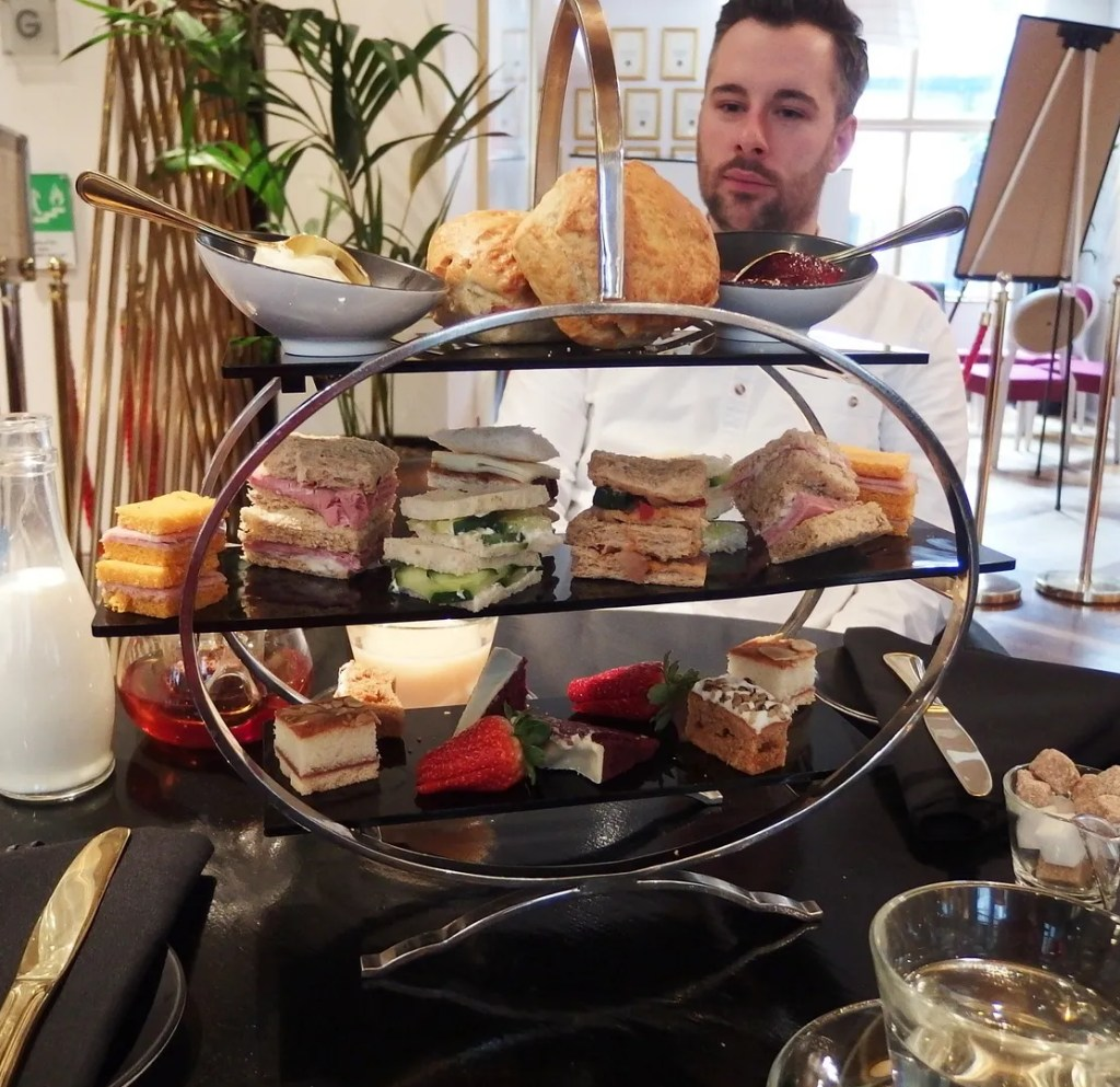 Mansion Bar & Parlour Afternoon Tea