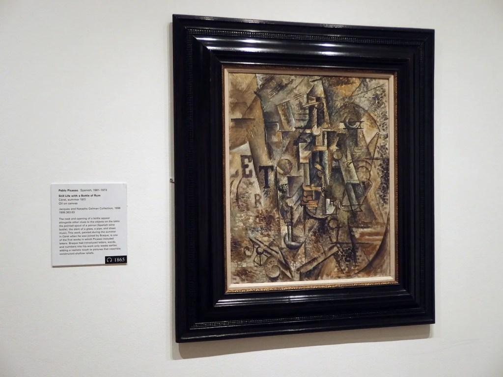 Pablo Picasso Metropolitan Museum of Art