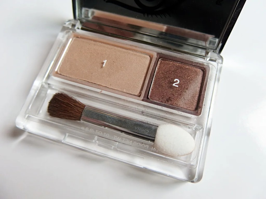 Clinique Like Mink Eyeshadow Duo Review