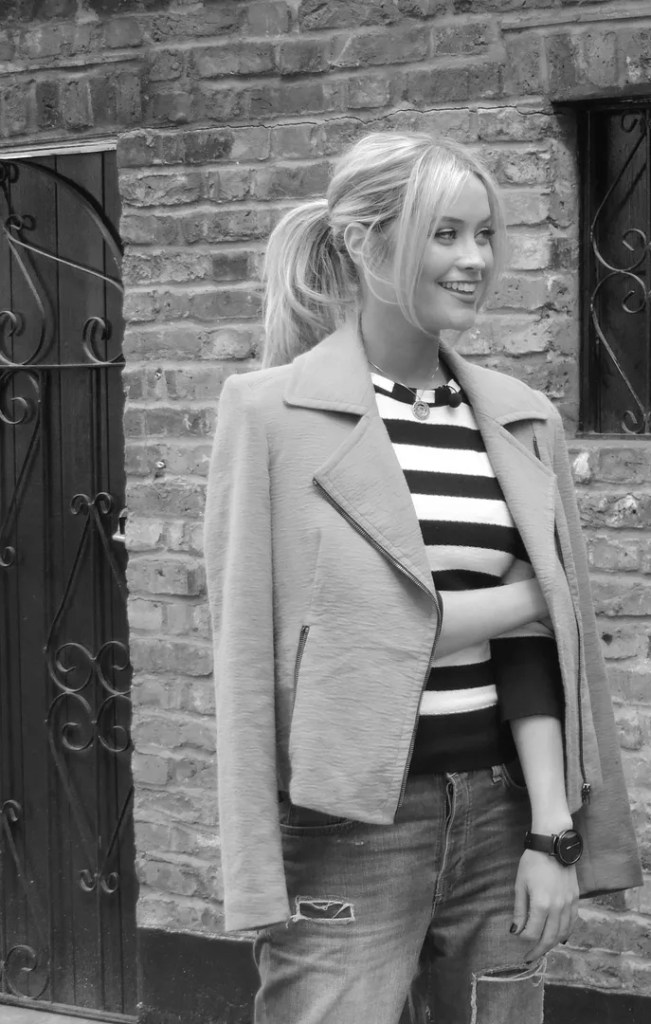 Laura Whitmore Timex Wear It Well