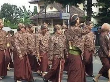 Pakaian Batik Banyumas