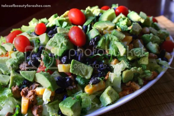 Quick and Easy Taco Salad, Perfect for Leftovers