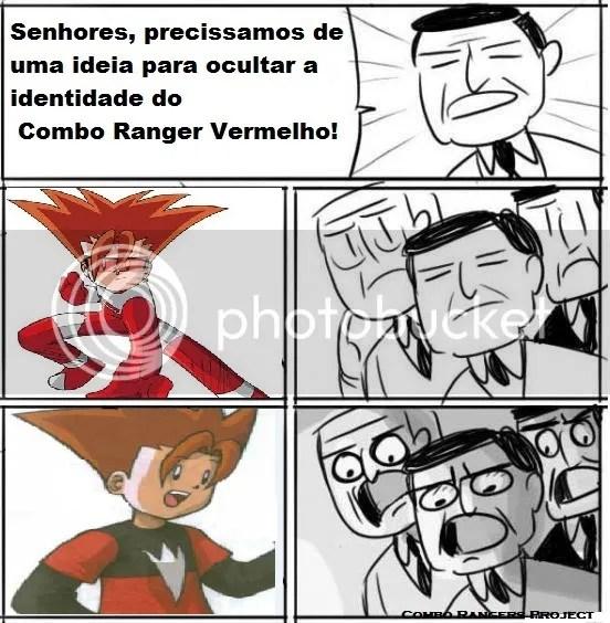 Resistência Combo Rangers, Resistência Combo Rangers