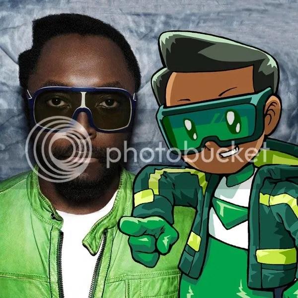 Personagem Kiko foi inspirado no integrante do Black Eyes Peas, Personagem Kiko foi inspirado no integrante do Black Eyes Peas